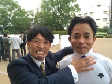 後藤浩輝の落馬は岩田康誠が原因...